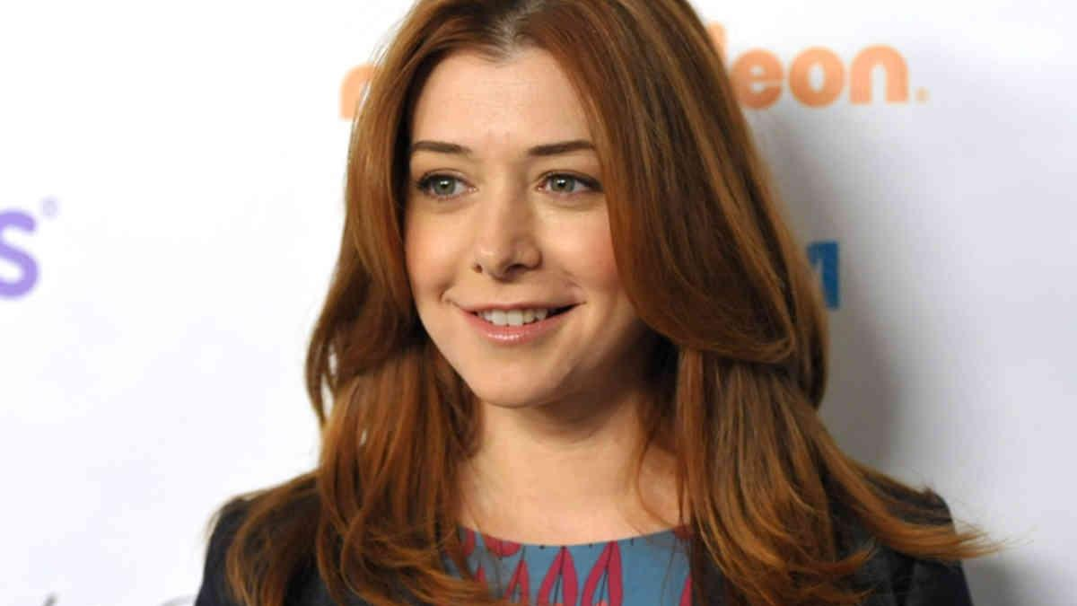 Biografia del actor Alyson Hannigan